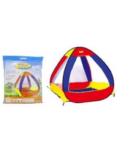 "Палатка 8121 ""Домик"", в пакете"