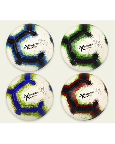 Мяч футбольный FB190816 №5 PU 350 грамм 4 цвета