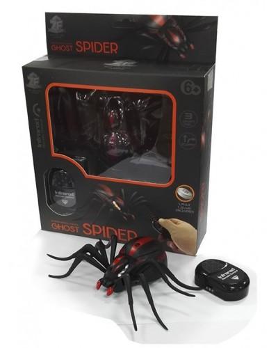 Животное на р/у 9915 паук, пульт, ИК-луч, глаза свет., батар., в кор. 11*16*4см