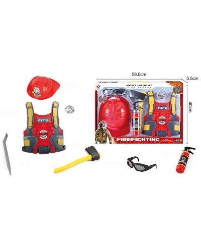Набор пожарника F015C в кор. 67*35*13см