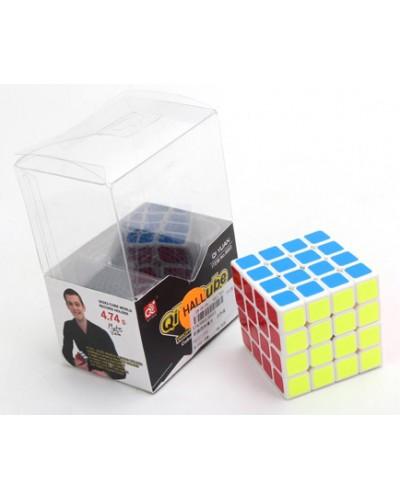 Кубик логика 6003 (1743063) 4*4,в коробке 9,5*7*13,5см