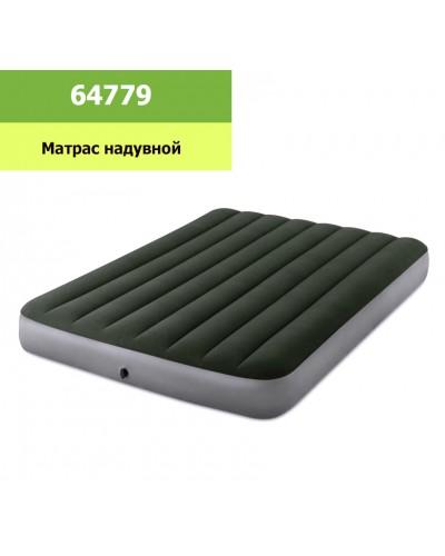 Кровать велюр 64779 152*203*25 см в кор