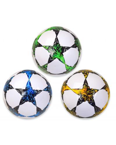 Мяч футбол FB190307 №5, PVC 320 грамм, 3 цвета