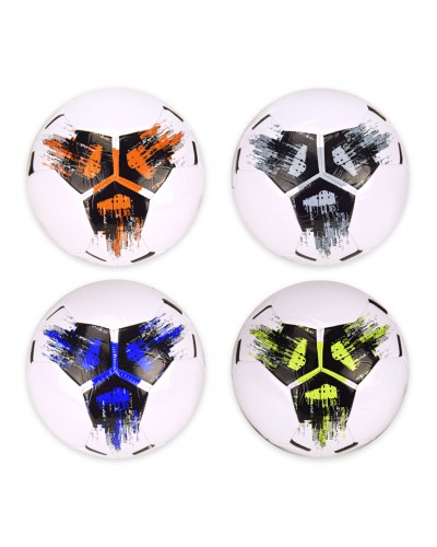 Мяч футбольный FB20122  №5, PU, 310 грамм, MIX 4 цвета