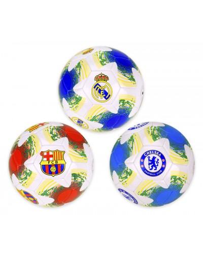 Мяч футбольный FB20125 №5, PU, 310 грамм, MIX 3 вида
