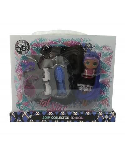 Игровой набор кукла NC2404 (PG1703)  4 вида микс, в кор – 17.5*9.5*22.5 см