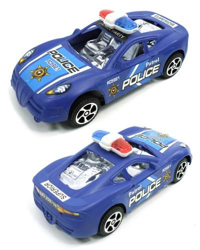 Машина инерц. 259-10  2 цвета, в пакете 16,5*8*5,5см