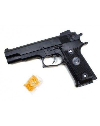 Пистолет P.139 с пульками в пакете 27*16 см