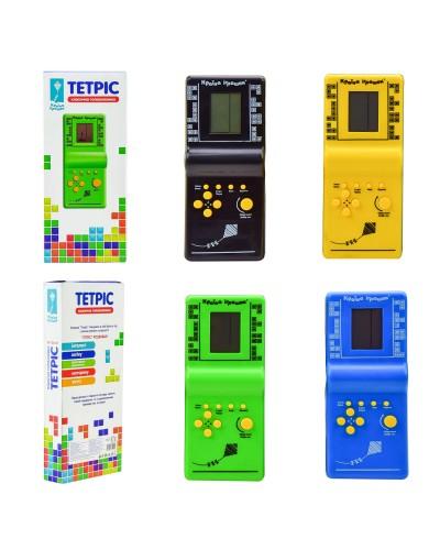 Тетрис PL-720-40 4 цвета, батар., в коробке 18, 5*7, 6*3см