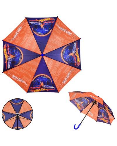 Детский зонт Hot Wheels PL8204 полиэстер, р-р трости – 67 см, диаметр в раскрытом виде – 86 см
