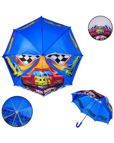 Детский зонт Hot Wheels PL8207 полиэстер, р-р трости – 59 см, диаметр в раскрытом виде – 70 см