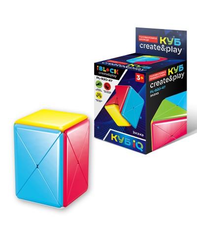 Кубик логика iblock PL-920-47 в коробке 11,5*6,*6 см