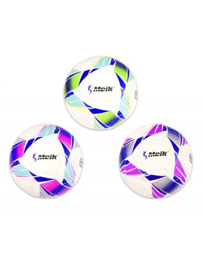 Мяч футбол F33463 №5, TPU, 420 грамм, 3 цвета