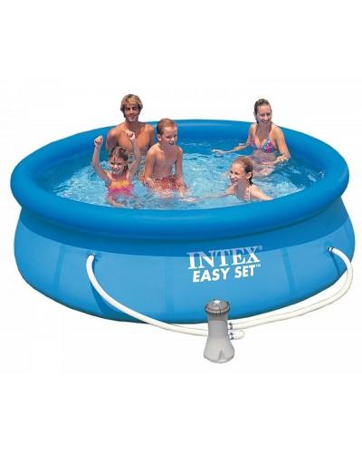 Бассейн наливной 28122 Easy Set  кругл, в кор. 305*76 см