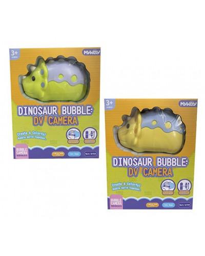 Мыльные пузыри 056-2 Динозавр 2 цвета в кор 23*18*8 см