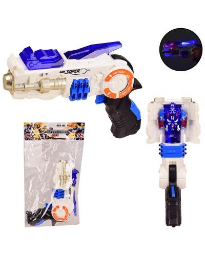 Оружие 999S-13A р-р упаковки - 20.5*36 см, р-р игрушки – 23 см