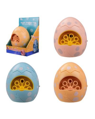 Мыльные пузыри LSP6 на батар 3 цвета в коробке – 15*12.5*21 см, р-р игрушки – 11.5*11.5*13 см