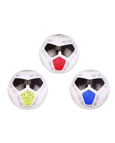 Мяч футбол F33456 №5, PU, 350 грамм,3 цвета