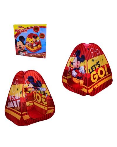 Палатка D-3313 Mickey Mouse 81*91*81 см в коробке – 35*3.5*35 см