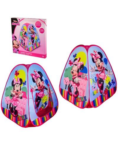 Палатка D-3314 Minnie Mouse 81*91*81 см в коробке – 35*3.5*35 см