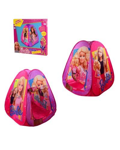 Палатка D-3318 Barbie 81*91*81 см в коробке – 35*3.5*35 см