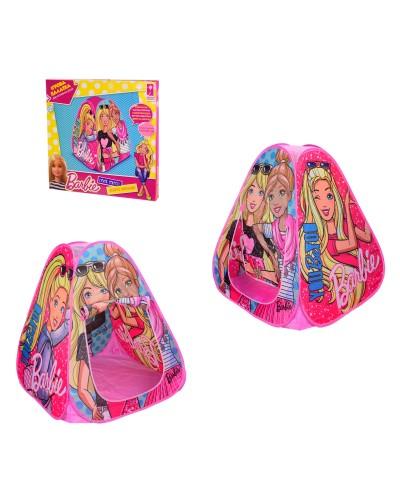 Палатка D-3319 Barbie 81*91*81 см в коробке – 35*3.5*35 см