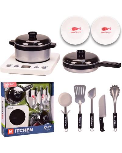 Посуда YY-120 индукционная плита, посуда, в кор. 37*9, 5*36 см