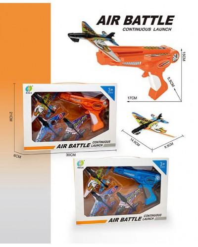 Игровой набор Air Battle K906 2 цвета, в кор. 30*21*6см