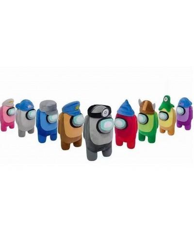 Мягкая игрушка AU1062 герои AMONG US, микс видов, 18 см, в пакете