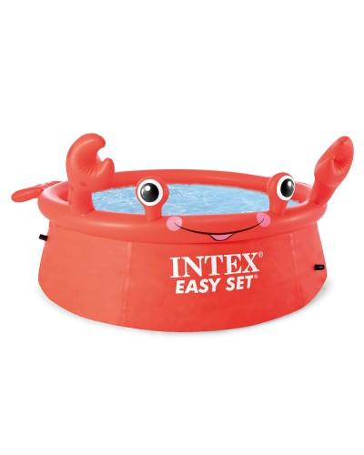 Бассейн наливной 26100 Crab Easy Set 183*51 см