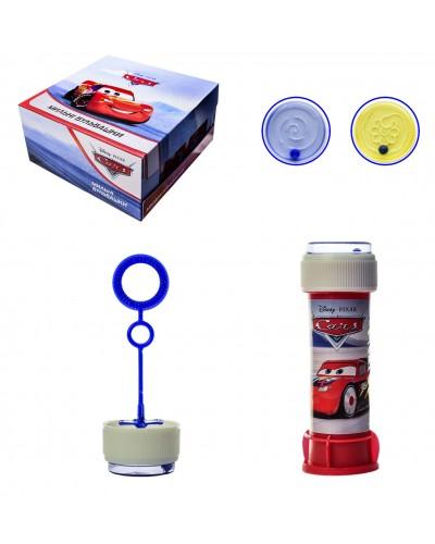 Мыльные пузыри KC-0067 Тачки цена за 1шт, по 36 шт в коробке, 60 мл, р-р упаковки – 23.5*24*11.5 см