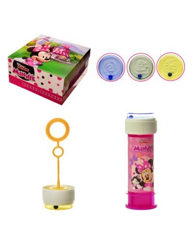 Мыльные пузыри KC-0075 Minnie цена за 1шт, по 36 шт в коробке, 60 мл, р-р упаковки – 23.5*24