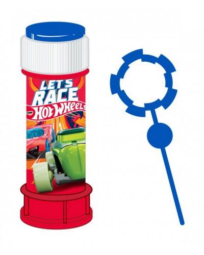 Мыльные пузыри KC-0071 Hot Wheels цена за 1шт, по 36 шт в коробке, 60 мл, р-р упаковки – 23.
