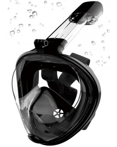Маска для плавания FY777-4 в ассорт, в сумке