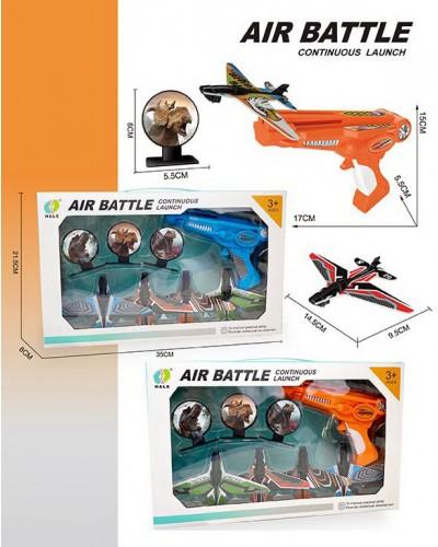 Игровой набор Air Battle K909 2 цвета, в кор. 35*21,5*8см