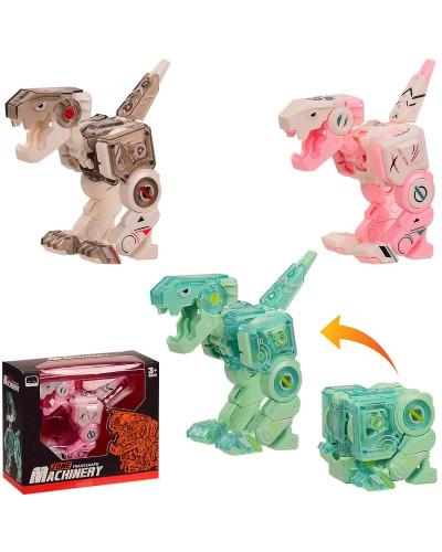 Трансформер 3015 3 цвета, в кор. 13*5.7*11 см, р-р игрушки – 10*4.5*9 см