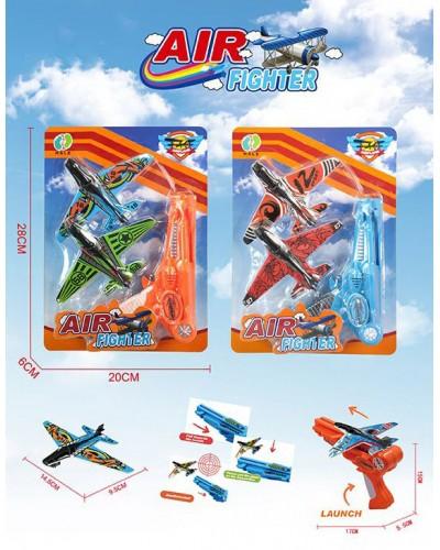 Игровой набор Air Battle K801 2 цвета, на планш. 28*20*6см