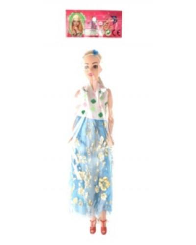 Кукла  001H/I 2 вида, в пакете