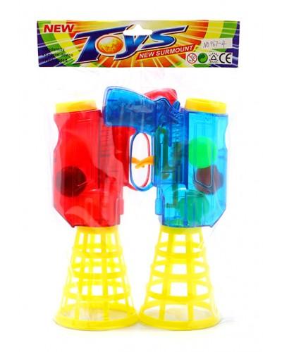 Игра с шариками 967-4 2 цвета, в пакете