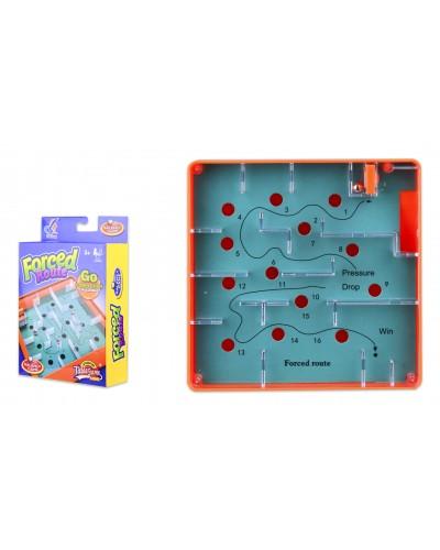 Головоломка 26818 в коробке 12.5*4*18 см, р-р игрушки – 12*12*2.5 см