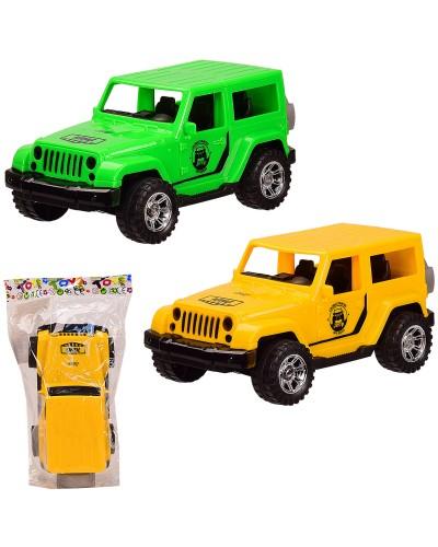 Машина инерц. G13 2 цвета, р-р игрушки - 20*10, 5*8, 5см, в пакете 19*30см