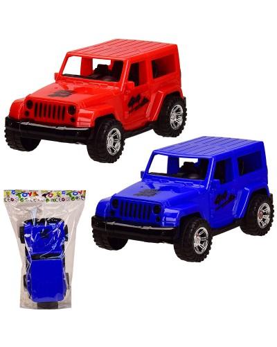 Машина инерц. G15 2 цвета, в пакете 19*24.5 см, р-р игрушки – 20*11.5*8.5 см