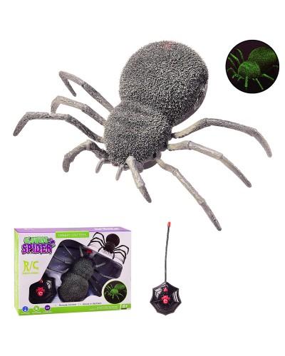 Животное батар. р/у Z2116 паук Светится в темноте (светонакопитель), в кор. 25.5*7*18.5 см