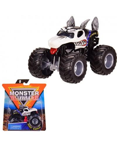 Машина 3012A-2 1:64, на планш. 14*6.5*16.5 см, р-р игрушки – 9.5*6*7.5 см