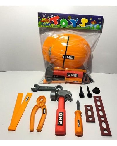 Набор инструментов  511-16 в пакете 33,5*27*7,5см