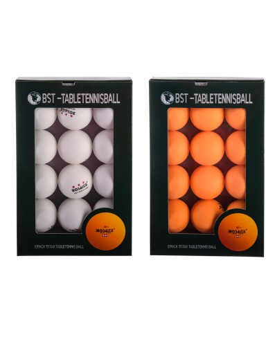 Теннисные мячики E33344 12 шт в коробке – 13*4.5*20 см, р-р игрушки – 40 мм (цена за кор)