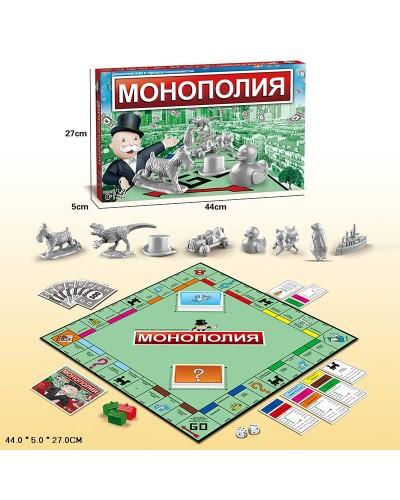 Настольная игра Монополия  SC803E  в кор. 44*5*27см