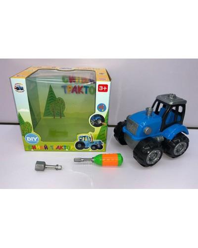 Трактор  0488-800BQ отвертка в наборе, в кор. 18*12,5*16см