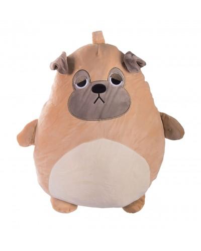 Мягкая игрушка B1023 собачка в пакете 40 см