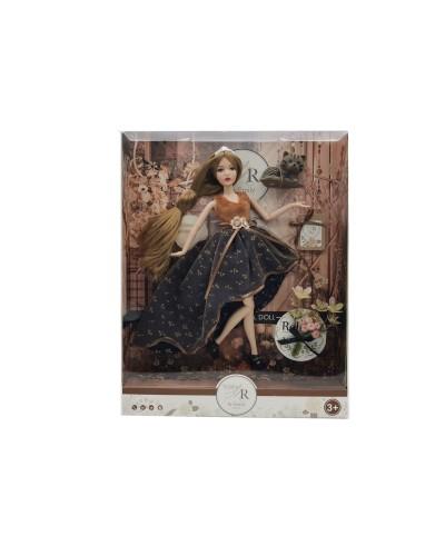 """Кукла  """"Emily"""" QJ106C с аксессуарами, в кор.– 28.5*6.5*36 см, р-р игрушки – 29 см"""